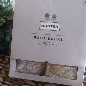NIB Hunter Boot Socks